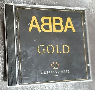 ABBA - Gold Greatest Hits CD from 1992 Like New, Excellent Condition