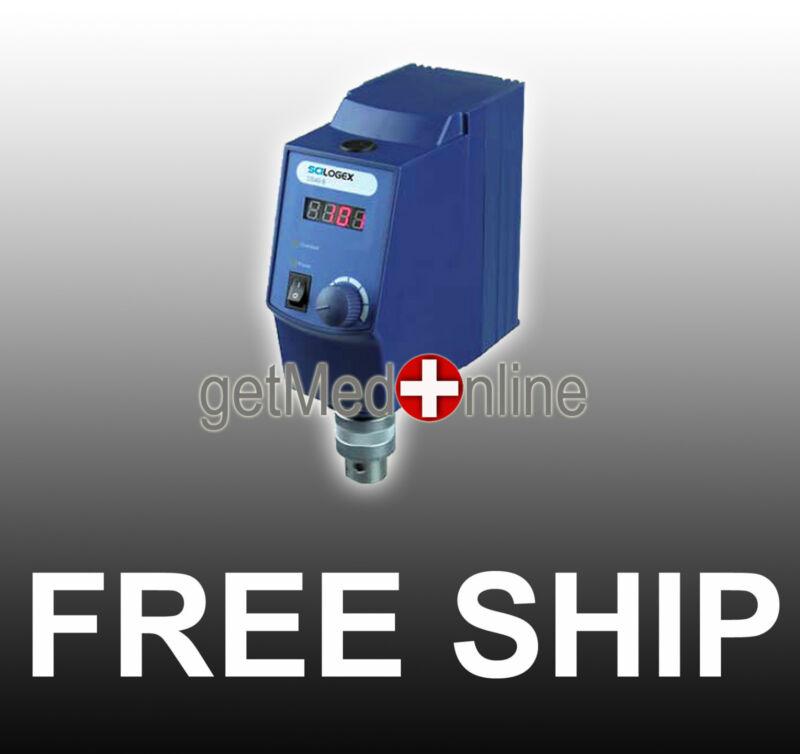 Scilogex OS40-S Overhead Stirrer w/LED Display 40lt Capacity 0-2200 RPM 84020201