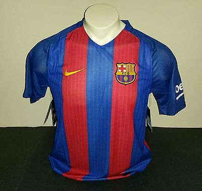 1b0b8a3acb7 Men - Barcelona Jersey - 10 - Trainers4Me