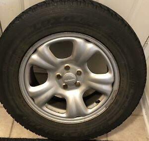 Winter tire (used)