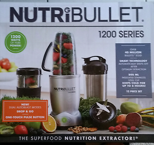 Nutribullet 1200 Series Liverpool Liverpool Area Preview