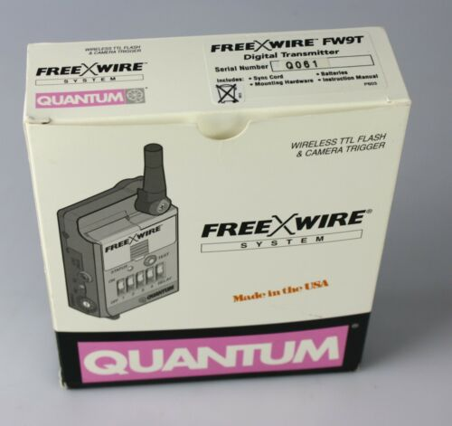 Quantum Instruments FW9T FreeXwire Digital Transmitter
