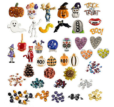 Origami Owl New Fall Harvest Charms Halloween Scarecrow Pumpkin HTF NLA SOLD