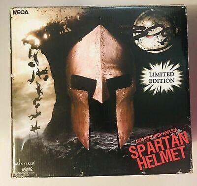 "Authentic Movie ""300"" Medieval King Leonidas Spartan Greek Helmet Replica SCA"