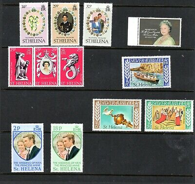 St Helena - Royalty collection MLH