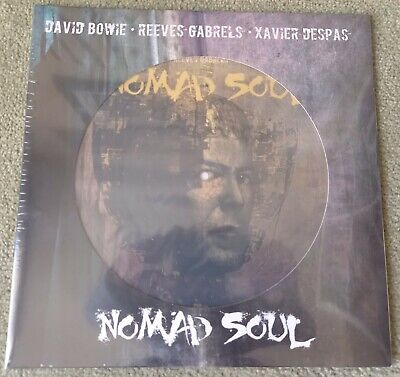 David Bowie Nomad soul Vinyl Picture Disc
