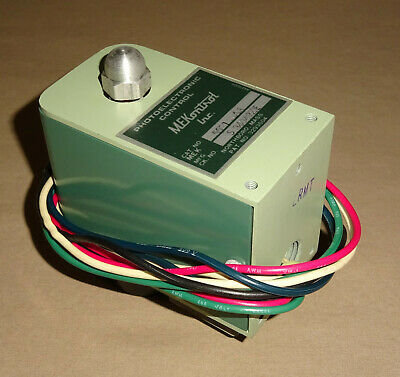 Mekontrol 5521 Aa3 Photoelectric Control Mek5521-aa3 Photo Eye Sensor New