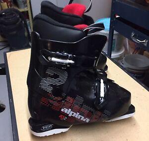 Alpina AJ2 Children's ski boots, size 20.0