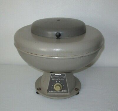 Usa-made Iec Cl Centrifuge 4 Place Swing Rotor 2 50ml 2 15ml Shields 3200 Rpm