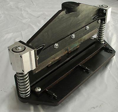 Press Brake attachment for hydraulic presses- metal folder bender- 400mm width
