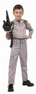 Rubie 's Offizielles Ghostbusters-Kostüm für Jungen, Overall mit - Rubie S Kostüm Aufblasbar