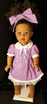 """Madame Alexander My Life African American 18"""" Doll Beach Vacationer~Hard To Find"""