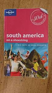 South America on a shoestring Lonely Planet 2010 Williamstown Hobsons Bay Area Preview