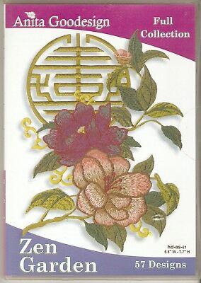 (Anita Goodesign Full Collection - Zen Garden - New CD in Original Case)