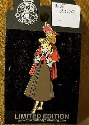 Disney WDW Mickey's Super Star Trading Team Aurora 3D Movement pin LE 2500