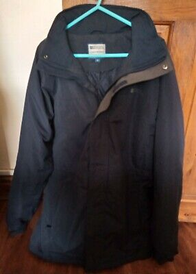 Mountain Warehouse Size Medium Winter Hooded Coat