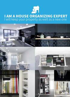 Wanted: Organising Experts looking for an apartment