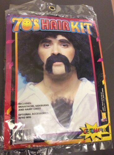 Forum Novelties 70's Hair Instant Costume Kit