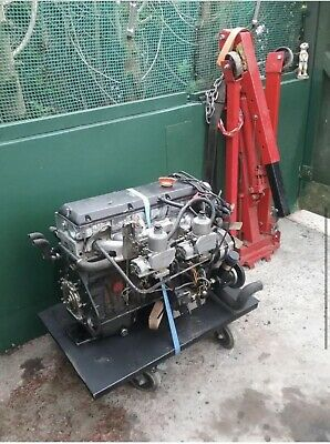 Rover SD1 2300 Engine With Ancillaries 44k
