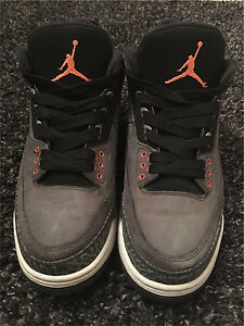 Jordan Retro 3 Fear Pack