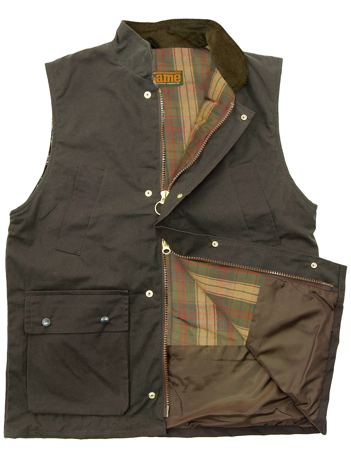 As expected in a men's body warmer, the quilted material will keep you warm should the temperature drop, while the lightweight design is a perfect accompaniment for a day tackling the great outdoors. Browse our full range of men's gilets online. Alternatively, view our selection of men's coats and jackets.