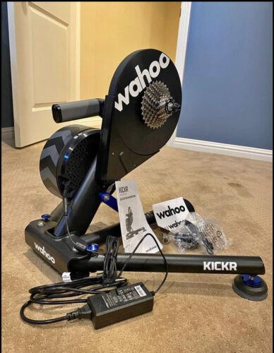 Wahoo Kickr Smart Power Indoor Trainer V5