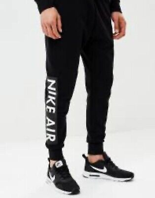 Nike Air Mens  JUST DO IT STYLE Fleece Skinny Tracksuit Pants Trousers Gym