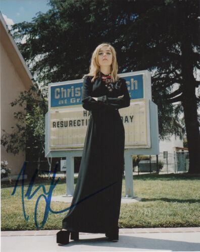 Kiernan Shipka Chilling Adventures Sabrina Autographed Signed 8x10 Photo COA 01B