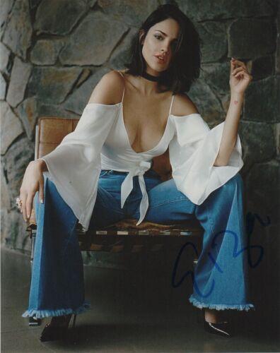 Eiza Gonzalez Sexy Autographed Signed 8x10 Photo COA EF404