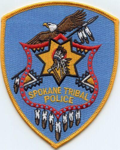 SPOKANE WASHINGTON WA TRIBAL POLICE PATCH
