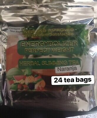 Energybolizer Slimming Tea,  Lose Weight, Cleanse Colon