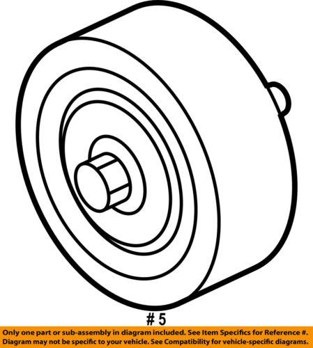 2004 F150 Tensioner Pulley Diagram