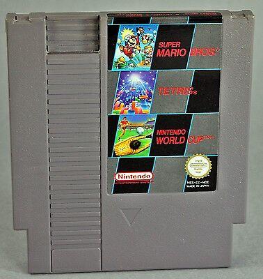 3in1 - Super Mario Bros. / Tetris / World Cup      2.8 271115J6 ()