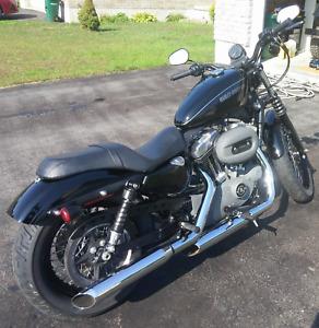 2011 Harley Davidson Sportster Nightster xl1200N