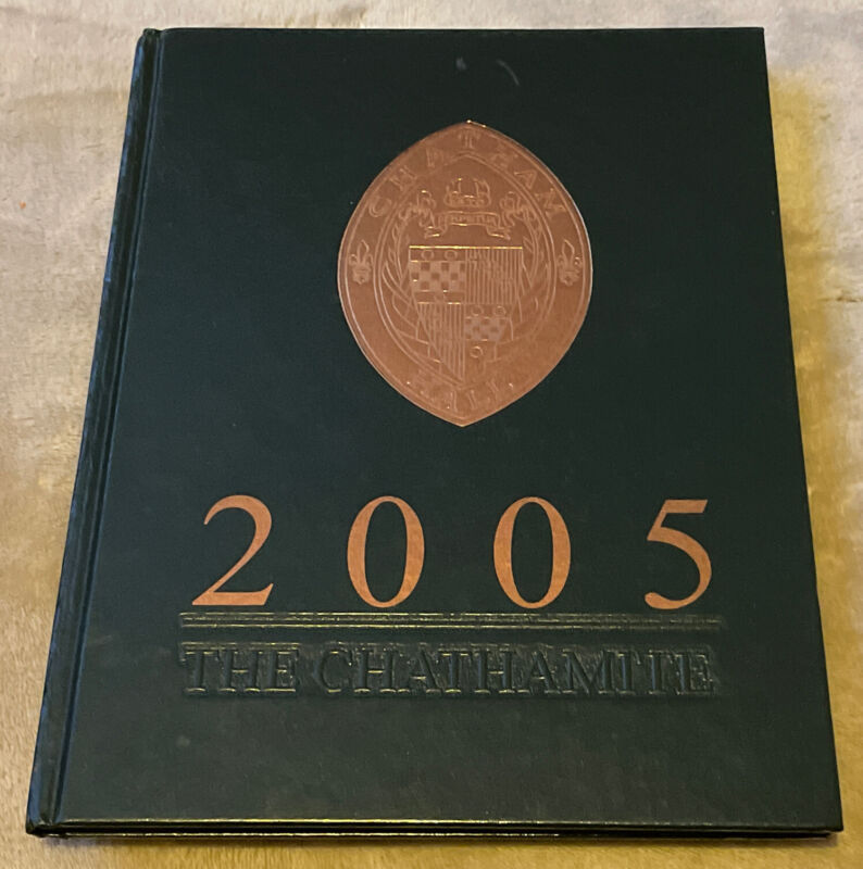 2005 Chatham Hall Chathamite Chatham, Virginia High School Yearbook