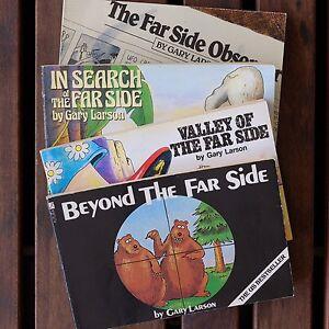 Gary Larson: The Far Side x 4 Brunswick East Moreland Area Preview