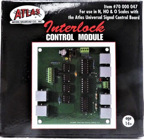 Atlas 70000047 All Scale Signal System Interlock Control Module