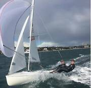 International 420 Dinghy Russell Lea Canada Bay Area Preview