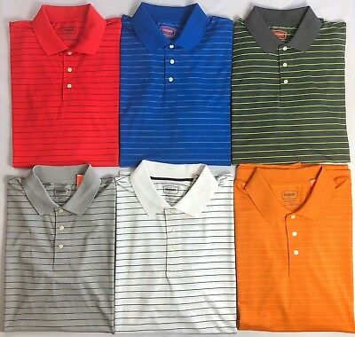 Men's Foundry Big & Tall QuickDry Short Sleeve Polo