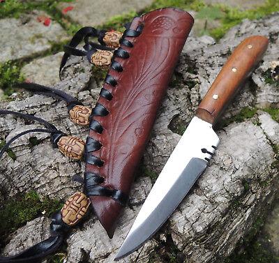 Haller Mittelalter Landsknechtmesser Mini Messer Vespermesser Scheide 81525