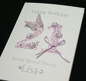 LARGE-Handmade-Personalised-Birthday-Card16th-21st-20th-30th-40th-any-age