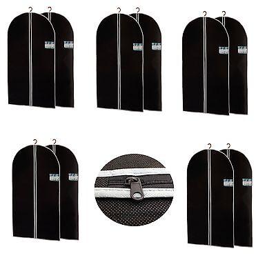 2 -10 Kleidersack Kleiderhülle Schutzhülle Kleider Hülle Kleidersäcke Sparpakete
