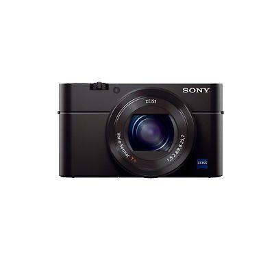Sony DSCRX100M3/B  20.1-megapixel Digital Camera