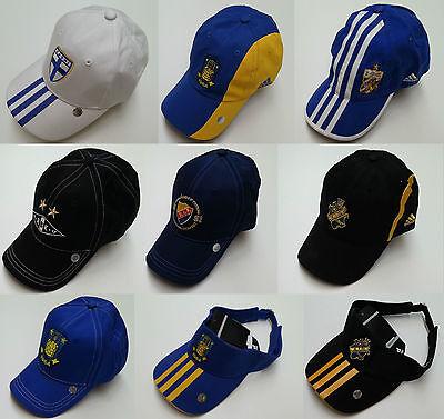 Adidas Cap Basecap Fussball Golf Fan VISOR Mütze Kappe Schirmmütze Baseballcap