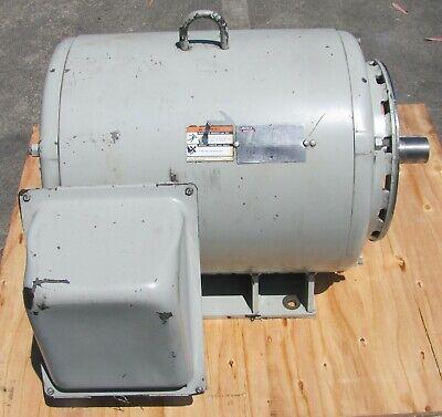 Lincoln Electric 150 Hp Electric Motor 3ph 460v 1785 Rpm Frame 444tsc 2-38 Dia