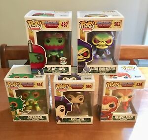 Funko POP! Masters Of The Universe BAD