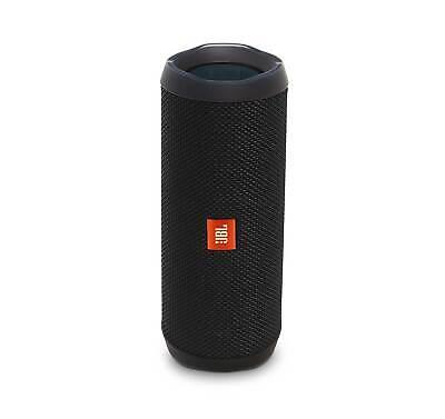 flip 4 black open box waterproof bluetooth