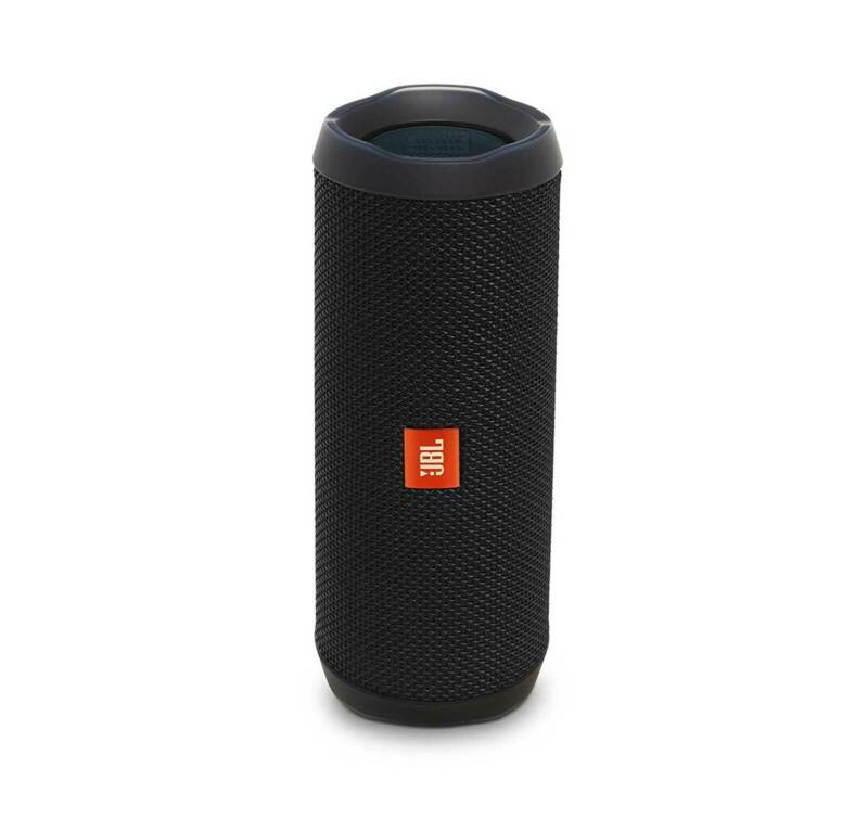 JBL FLIP 4 Black Open Box Waterproof Bluetooth Speaker