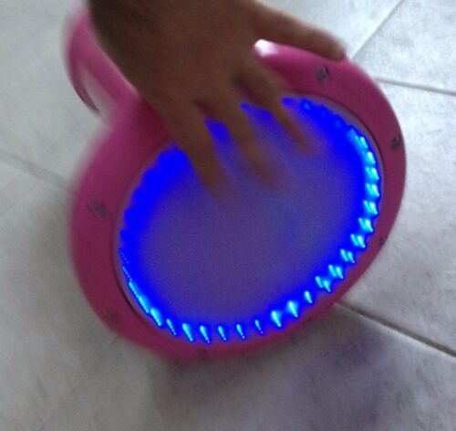 Percussion Doumbek Darbuka With Light