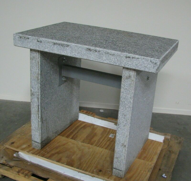 """Granite Plate Surface Inspection Table 24"""" x 35"""" X 3"""""""